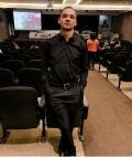 Estudante Allan Ferreira Bernardino
