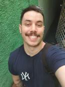 Estudante Emerson Lobo