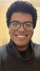 Estudante Luis Gauna