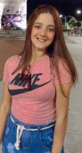 Estudante Rayana Araújo